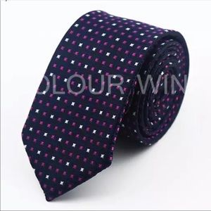 Men's Slim Ties 1000001/60